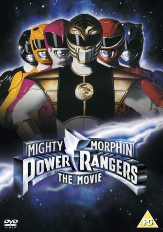 Power Rangers The Movie - Dvd