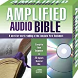 Amplified Bible Audio Version Complete New Testament on 20 CDs