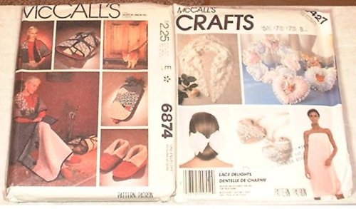 Mccall'S Craft Patterns front-904376