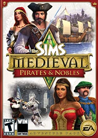 The Sims Medieval: Pirates and Nobles Expansion [Download]
