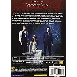 Vampire Diaries - Saisons 1 à 4