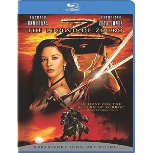 Legend of Zorro [Blu-ray] [Import anglais]