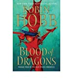Robin Hobb { [ BLOOD OF DRAGONS (RAIN WILDS CHRONICLES #04) ] } By Hobb, Robin (Author) Apr-09-2013 [ Hardcover ]