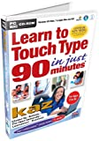 KAZ Version 20 - Learn To Touch Type in 90 Minutes (PC/Mac)