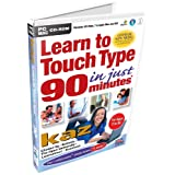 KAZ Version 20 - Learn To Touch Type in 90 Minutes (PC/Mac)by Gotham New Media