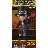 ワンピース ワールドコレクタブルフィギュア ONE PIECE FILM GOLD vol.4 サボ 単品 (プライズ)