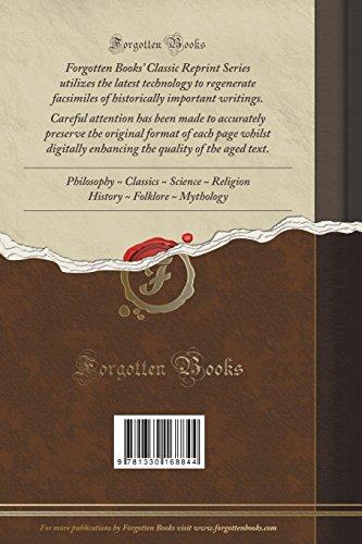 Life, Present and Future (Classic Reprint)