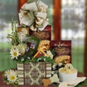 Warm Wishes for Dog and Owner Gift Basket