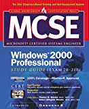 img - for MCSE Windows 2000 Professional Study Guide (EXAM 70-210) book / textbook / text book
