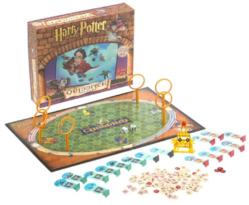Harry potter quidditch the game geek armory for Table quidditch