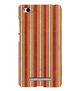 ifasho Designer Phone Back Case Cover Xiaomi Mi 4i :: Xiaomi Redmi Mi 4i ( Super Bike Black Rider Bullet )