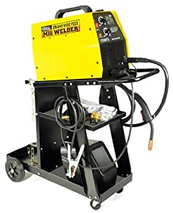 Hot Max 175WFGK 175 Amp MIG Welder Kit