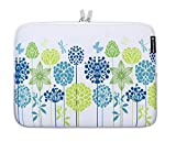 Caseling Neoprene Sleeve Pouch Case Bag for 14 Inch Laptop Computer. Designed to fit any laptop / Notebook / Ultrabook / Macbook with Display size 14 inches. Like for Apple MacBook Air / MacBook Pro / Powerbook / iBook. ASUS Chromebook /Transformer Book / Flip / ROG / Zenbook. Acer Aspire, Dell Inspiron / Latitude / Notebook. HP Chromebook / Elitebook / Envy / Pavilion / Stream. Lenovo ThinkPad Edge / Flex / Yoga. Samsung / Toshiba Chromebook / Satellite. - BlueGreen14