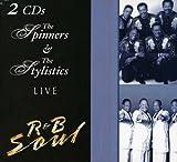 echange, troc Spinners, Stylistics - R&B Soul: Live