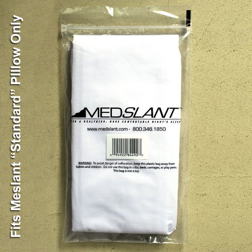 Check Out This Medslant Standard Wedge Pillow Cover for the STANDARD Medslant Wedge Pillow Only. Doe...
