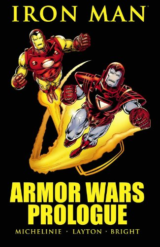 Iron Man: Armor Wars Prologue (Marvel Premiere Classic) front-614823