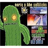 cactusman vs. the blue demon