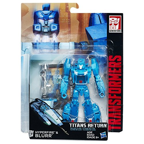 Transformers - Generation Deluxe, Titans Return, Personaggi Assortiti