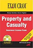 img - for Property and Casualty Insurance License Exam Cram book / textbook / text book