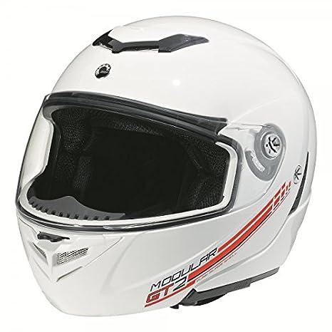 Original cAN le pRB gT2 casque modulable blanc/taille :  xL