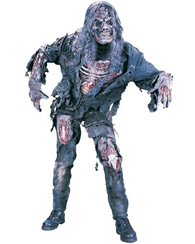 Zombie 3D Costume Teen
