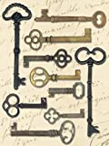 K&Company Life's Journey Keys Metal Art