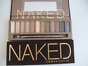 Urban Decay Naked 1 Palette 12 Color Bare Makeup Eye Shadow Tray