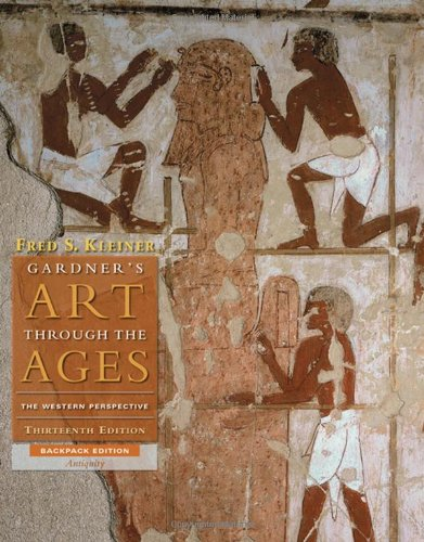 Gardner's Art Through the Ages: Backpack Edition, Book A