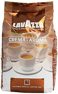 Lavazza Crema e Aroma Coffee Beans 1, 2, 3, 6 x 1kg by Lavazza