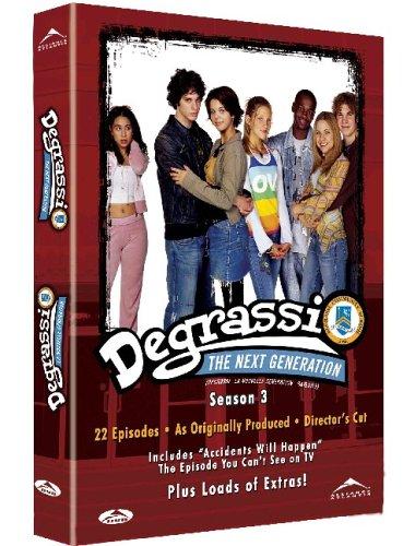 Degrassi - The Next Generation: Season 3 [Import]