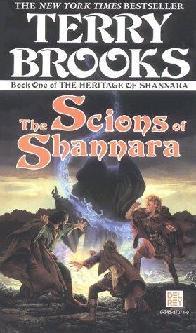 The Scions of Shannara (Heritage of Shannara (Paperback)), Terry Brooks