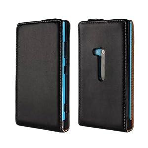 Flip Case Cover For Nokia Lumia 920 Black: Cell Phones & Accessories