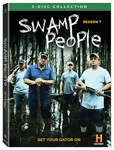 Swamp People: Season 7 [DVD] (Swamp People Season 7 compare prices)