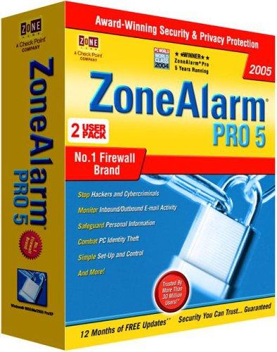 ZoneAlarm Pro 2 User Edition