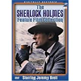 The Sherlock Holmes Feature Fim Collectionby Jeremy Brett