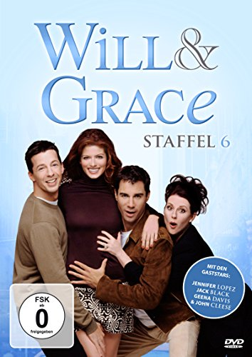 Will & Grace - Staffel 6 [4 DVDs]