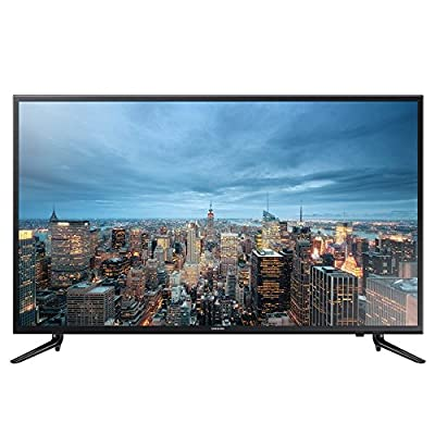Samsung UN40JU6100 40-Inch 4K Ultra HD Smart 110-240 Volt LED TV (2015 Latin Model)
