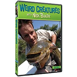 Weird Creatures With Nick Baker Series 2