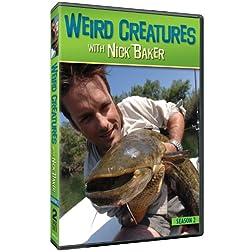 Weird Creatures With Nick Baker Series 2