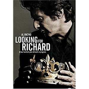 Amazon.com: Looking for Richard [VHS]: Al Pacino, Alec Baldwin ...