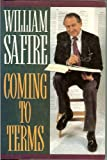 Coming to Terms (0385413009) by Safire, William