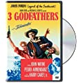 3 Godfathers [DVD] [1948]