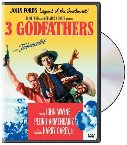 3 Godfathers [UK Import]