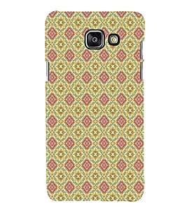 EPICCASE lovely diagram Mobile Back Case Cover For Samsung Galaxy A3 (2016) (Designer Case)