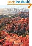 Amerika 2016: Wochenplaner, 53 Blatt...