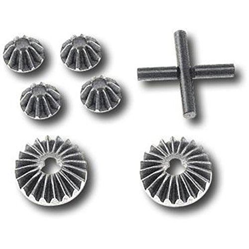 HPI Racing 87193 4 Bevel Gear Differential Conversion Savage Set
