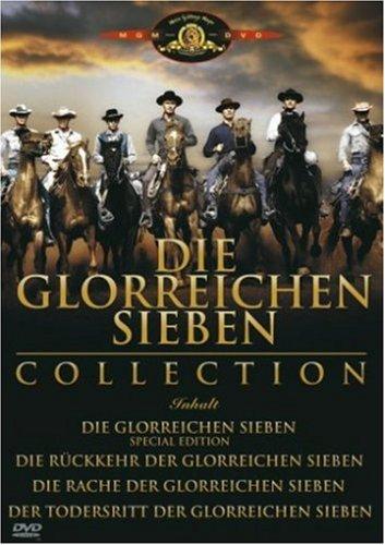 Die glorreichen Sieben - Collection [4 DVDs] hier kaufen