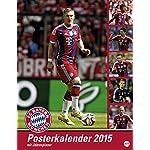 FC Bayern München Posterkalender 2015