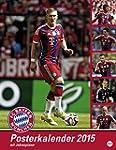 FC Bayern M�nchen Posterkalender 2015