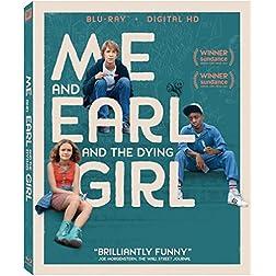 Me & Earl & The Dying Girl [Blu-ray]